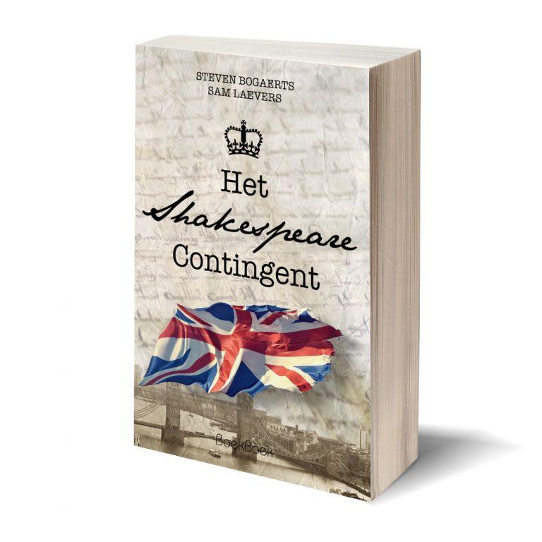 Het Shakespeare Contingent boekcover